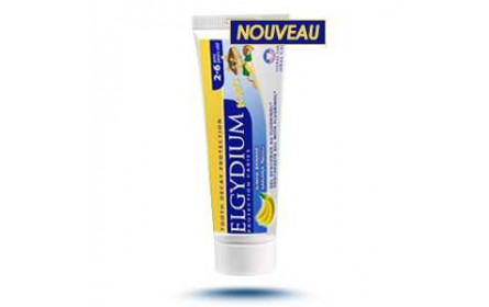 Elgydium Kids Dentifrice Banane 50ml