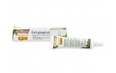 Nuby Gel Gingival 15g Citroganix