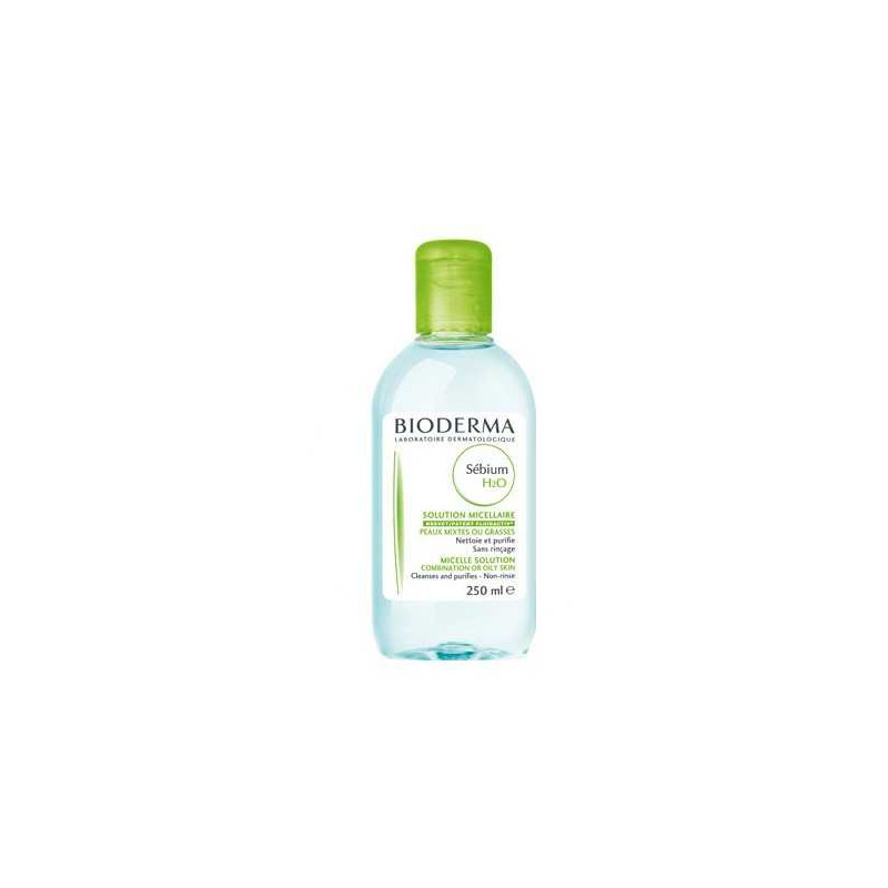 Sebium H2O Solution Micellaire 250ml Bioderma