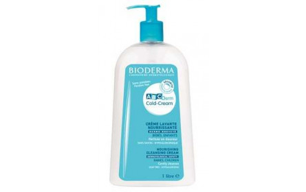 Bioderma Cold Cream Lavante ABC Derm 1L