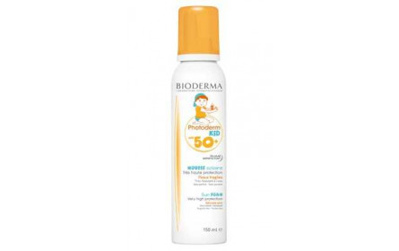 Bioderma Photoderm SPF 50 Kid Sun Foam 150ml
