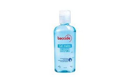 Cooper Baccide disinfectant hand gel  30ml