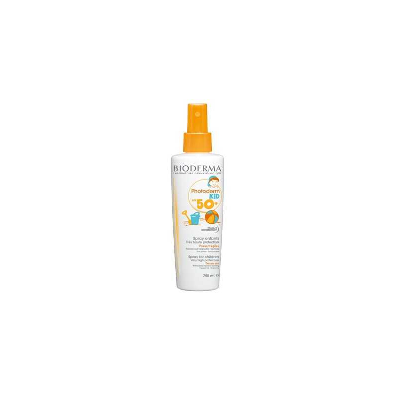Spray Enfants Photoderm SPF 50+200ml Bioderma