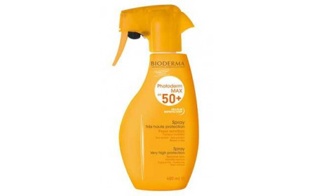 Bioderma Sun spray Photoderm Max SPF 50 + 400ml