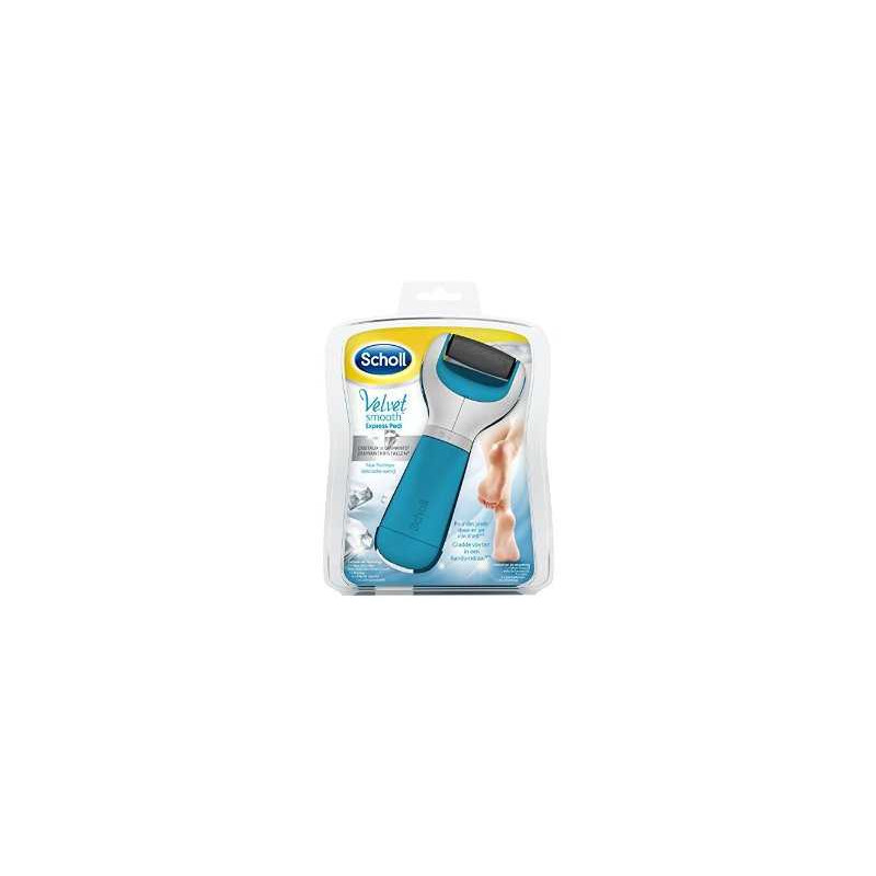 Râpe Electrique Velvet Smooth Express Pedi Scholl