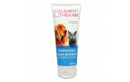 Shampoo skin sensitive 200ml Clément Thekan