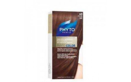 Phyto PhytoColor 4D light golden chestnut (permanent colour)