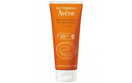 Avene High Protection SPF50 + MIlk  100ml