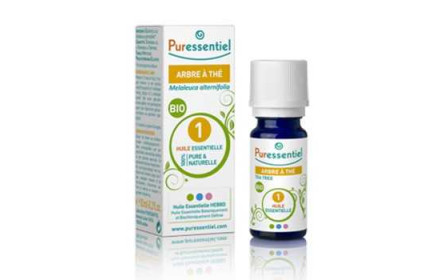 Puressentiel organic tea tree essential oil 10ml