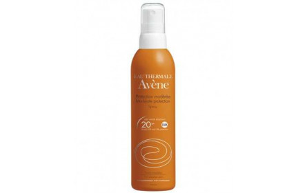 Avene Protection SPF 20 Spray 200ml