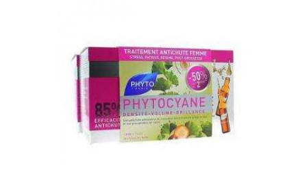 Phyto Phytocyane Duo  24 x 7,5ml
