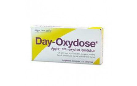 Synergia Day Oxydose (oxidative stress) 30 tablets