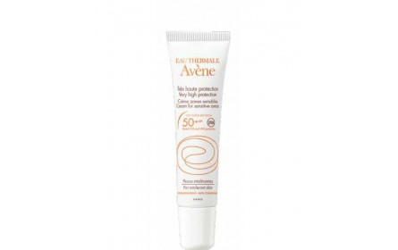 Avene Sensitive Zones Suncream SPF 50 + 15ml
