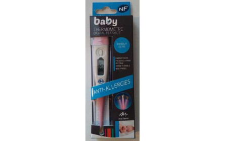 Magnien Digital Baby thermometer (flexible)