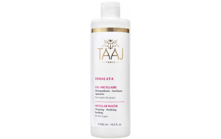 Taaj Himalaya micellar water (face & eyes) 500ml