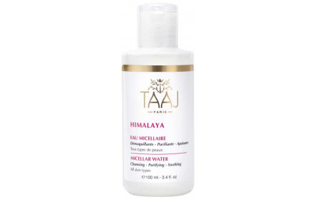 Taaj Himalaya micellar water (face & eyes) 100ml