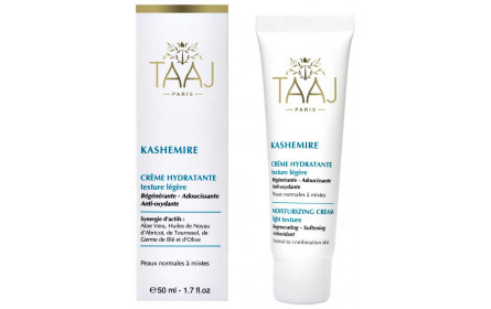 Taaj Kashemire light moisturising cream 50ml