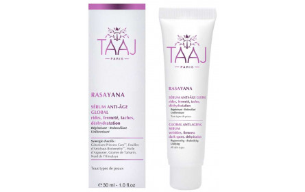 Taaj Sérum Anti Age Global Rasayana 30ml