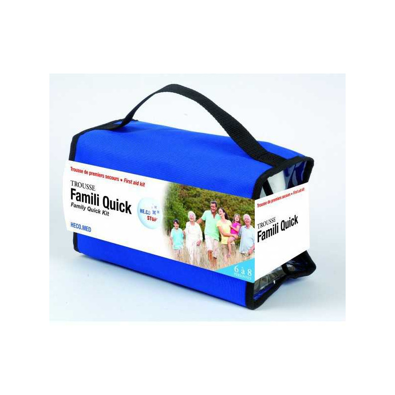 Kit Famili 4 to 6 people of HECO-MED