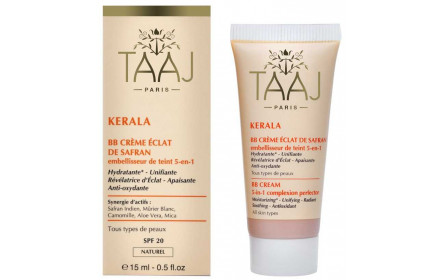 Taaj BB Creme Skin Perfector Natural Kerala 15ml