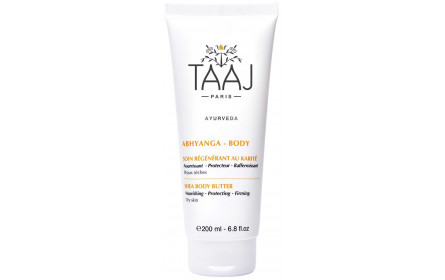 Taaj Abhyanga Regenerating Shea body butter 200 ml