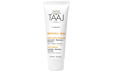 Taaj Ayurveda hand cream 75ml