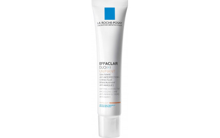 La Roche Posay Effaclar Duo + Unified tint light 40 ml