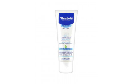 Mustela baby hydra face cream 40ml