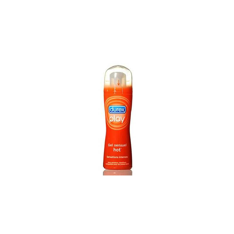 Gel  Hot 50 ml Durex