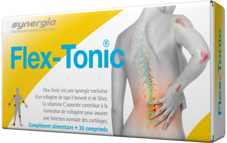 Synergia Flex-Tonic 30 Tablets