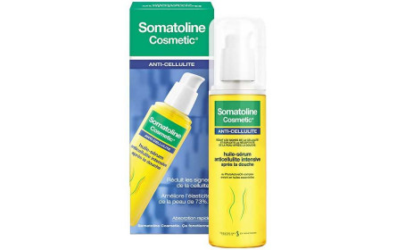 Somatoline Cosmetic Anticellulite huile serum 125ml