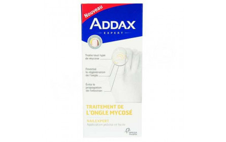 Addax Expert Solution traitement de l'ongle mycosé 7ml