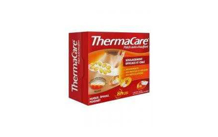 Thermacare auto- heating patch neck shoulder wrist x 2