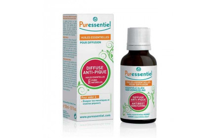 Puressentiel insect repellent diffusing essential oil 30ml