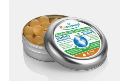 Puressentiel respiratory/soothing pastilles 45g