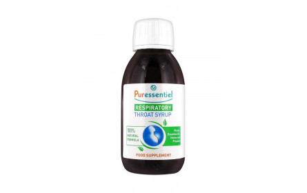 Puressentiel respiratory/throat syrup 125ml
