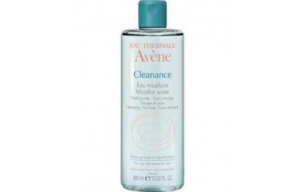 Avène Micellar Water Cleanance Oily skin 400ml