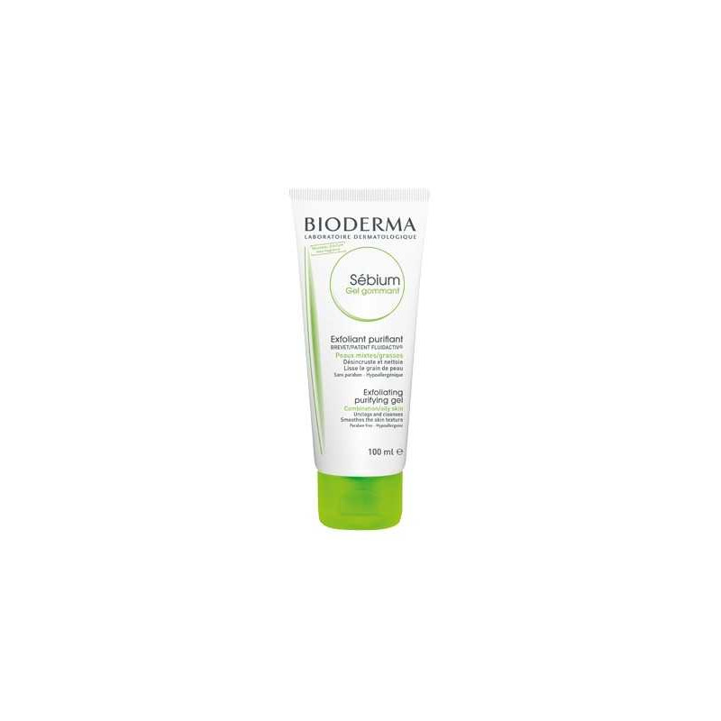 Sébium Gel Gommant 100ml Bioderma
