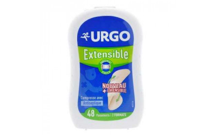 Urgo Extensible 48 Pansements