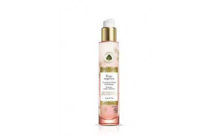 Sanoflore Rosa Angelica Concentré d'Eveil Re-Hydratant 30ml