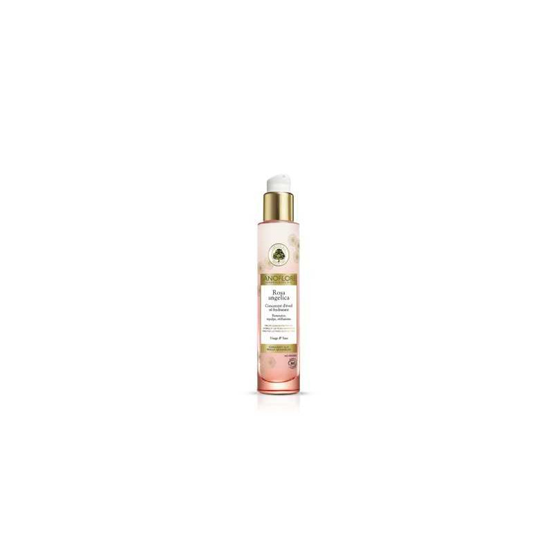 Rosa Angelica Concentré d'Eveil Re-Hydratant 30ml Sanoflore
