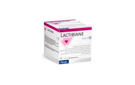 Lactibiane child 30 bags of 1 G Pileje