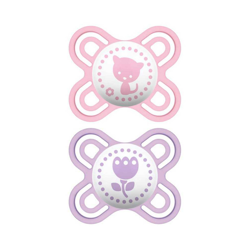 Sucette Naissance Perfect Silicone 0-2 mois Mam