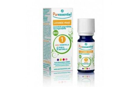 Puressentiel organic true lavender essential oil 10ml