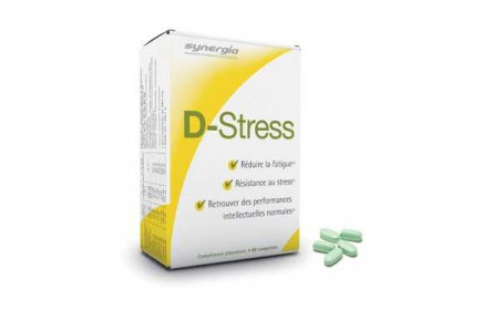 Synergia D Stress 80 tablets
