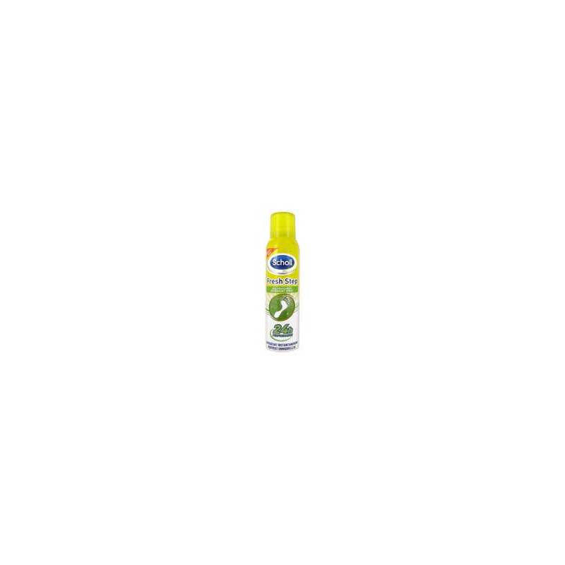 Fresh Step Déo Fraîcheur Spray 150ml Scholl