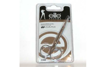 Cuticle scissors curved Elite