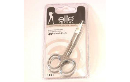 Nail scissors curved Elite