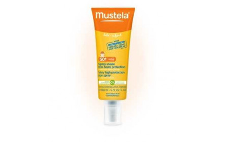 Spray solare SPF50 + 200ml Mustela