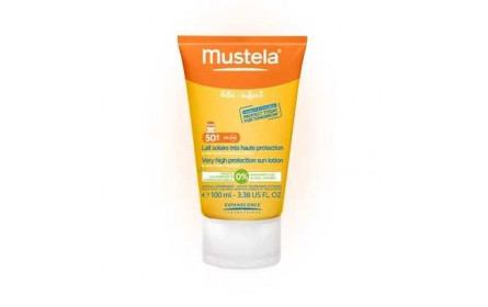Mustela Lait Solaire SPF50+ 100ml